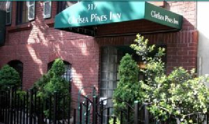 Exterior view - Chelsea Pines Inn New York