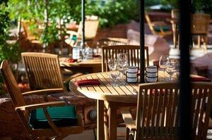 Restaurant - Warwick Hotel Denver