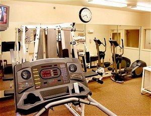 Fitness/ Exercise Room - Staybridge Suites Liverpool