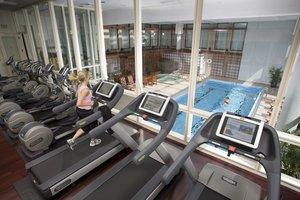 Fitness/ Exercise Room - Langham Hotel Boston