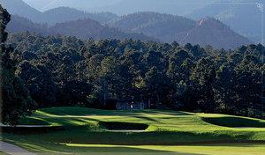 Golf - Broadmoor Resort Hotel Colorado Springs