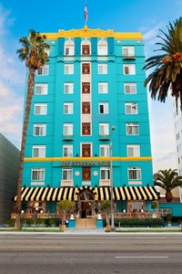 Exterior view - Georgian Hotel Santa Monica