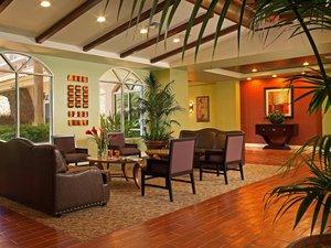 Lobby - Palm Beach Shores Resort & Villas