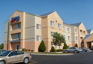 Exterior view - Fairfield Inn by Marriott Hays