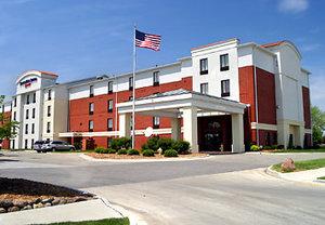 Exterior view - SpringHill Suites by Marriott West Des Moines