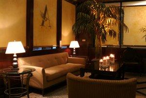 Bar - Atheneum Suite Hotel Detroit