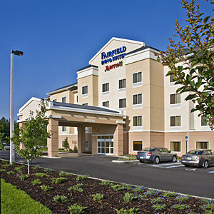 Exterior View Fairfield Inn Suites By Marriott New Bedford