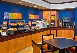 Lobby - Fairfield Inn & Suites by Marriott New Bedford