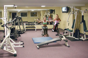 Fitness/ Exercise Room - Bayside Resort Hotel West Yarmouth