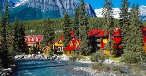 Exterior view - Post Hotel Lake Louise