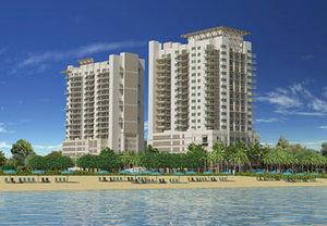 Exterior view - Marriott Vacation Club Oceana Palms Hotel Singer Island