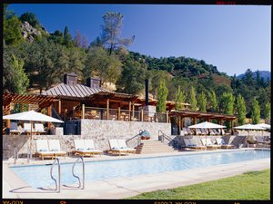 Pool - Calistoga Ranch