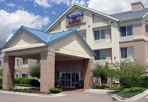 Exterior view - Fairfield Inn by Marriott Aurora