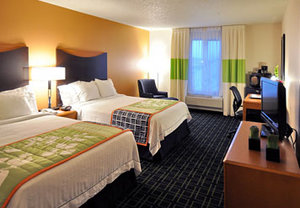 Room - Fairfield Inn by Marriott Aurora
