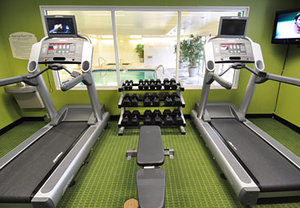 Fitness/ Exercise Room - Fairfield Inn by Marriott Aurora