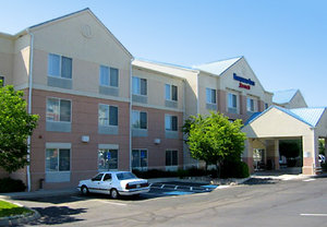Exterior view - Fairfield Inn by Marriott Highlands Ranch
