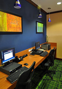 Conference Area - Fairfield Inn by Marriott Highlands Ranch