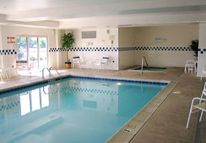 Pool - Fairfield Inn by Marriott Highlands Ranch