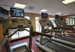 Fitness/ Exercise Room - Residence Inn by Marriott Glenwood Springs