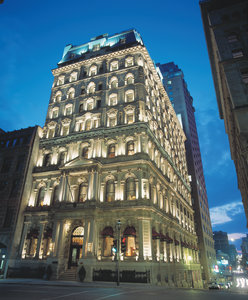 Exterior view - Le St James Hotel Montreal