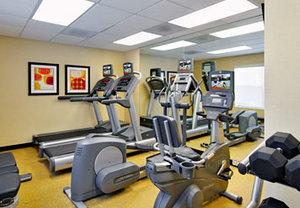 Fitness/ Exercise Room - Residence Inn by Marriott Fort Myers