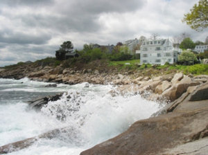 Exterior view - Quarterdeck Inn by the Sea Rockport