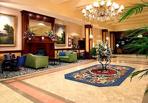 Lobby - Marriott Hotel West Des Moines