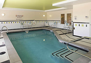Pool - Fairfield Inn & Suites by Marriott USAFA CO Springs