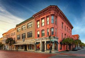 Exterior View Restoration Hotel Charleston