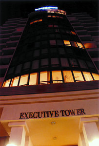 Exterior view - Executive Airport Plaza Hotel Richmond