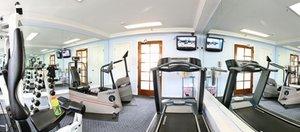 Fitness/ Exercise Room - Millwood Inn & Suites Millbrae