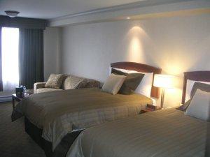 Room - Sandman Hotel Winnipeg