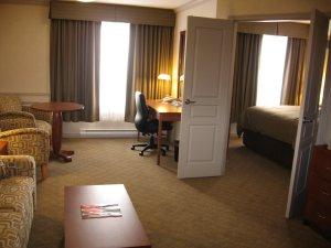 Suite - Sandman Hotel Winnipeg