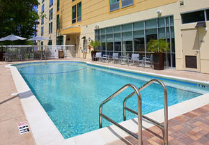 Pool - SpringHill Suites by Marriott Tampa Northeast