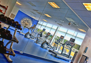 Fitness/ Exercise Room - SpringHill Suites by Marriott Tampa Northeast
