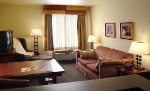 Lobby - Larkspur Landing Hotel Pleasanton