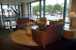 Lobby - Harvard Square Hotel Cambridge