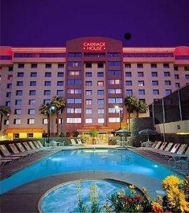 Exterior view - Carriage House Hotel Las Vegas