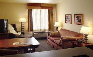 Lobby - Larkspur Landing Home Suite Hotel Campbell