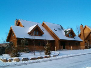 Exterior view - Caribou Highlands Lodge Lutsen