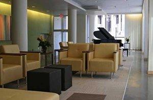 Lobby - Hotel Vetro Iowa City