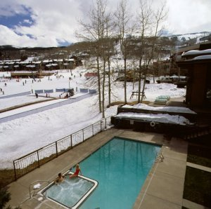 Pool - Snowmass Mountain Chalet Resort Snowmass Village