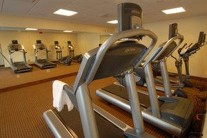 Fitness/ Exercise Room - Clay Brook Hotel at Sugarbush Resort Warren
