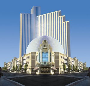 Exterior view - Silver Legacy Resort Casino Reno
