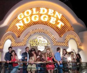 Bar - Golden Nugget Hotel & Casino Las Vegas