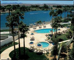 Pool - Golden Nugget Hotel Laughlin