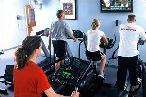 Fitness/ Exercise Room - Chubb Hotel & Conference Center Lafayette Hill