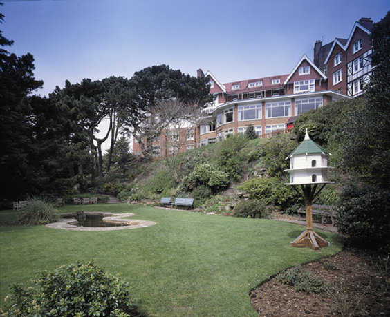 The Chine Hotel and Gardens