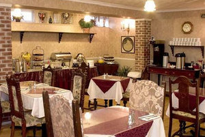 Restaurant - Waverley Inn Halifax
