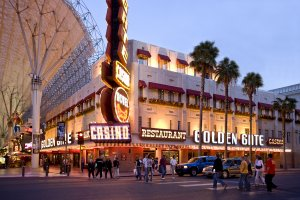 Exterior view - Golden Gate Hotel & Casino Las Vegas